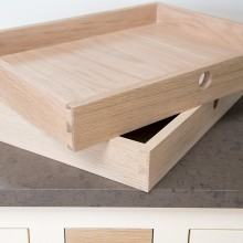 dovetail trays