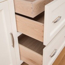 dovetail drawers with a internal drawer
