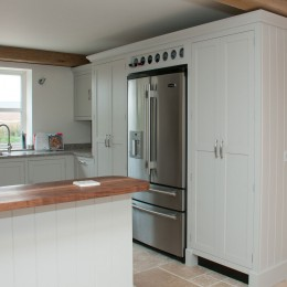bespoke built in fridge unit