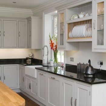 beaded shaker kitchen