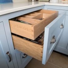 bespoke handmade dovetail drawer