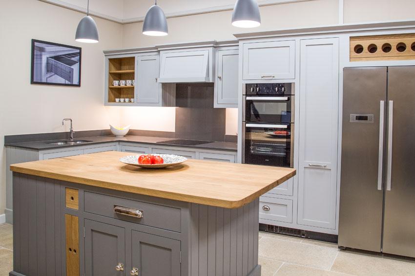 Our Cheltenham kitchen showroom